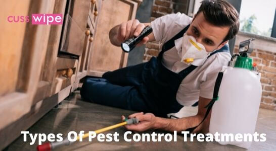 Types Of Pest Control Treatments- Which Is Best To use